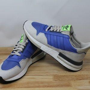 Adidas Originals ZX 500 RM Boost Lilac White 11
